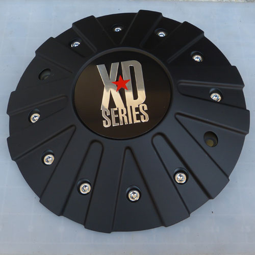 846l215b Kmc Xd778 Monster Black Center Cap Kmc Xd