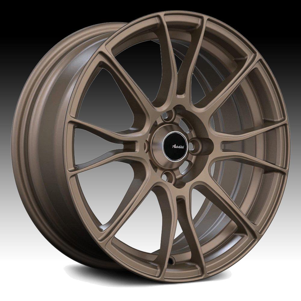 advanti racing s2 storm matte bronze custom wheels rims. Black Bedroom Furniture Sets. Home Design Ideas
