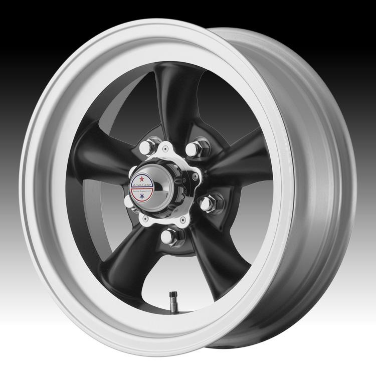 Ed Design Torq >> American Racing Torq Thrust® VN105D Satin Black Custom ...