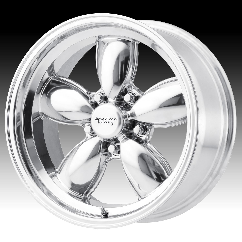 1 New 15x10-32 American Racing VN502 Mag Gray Machined 5x114.3 Wheel Rim