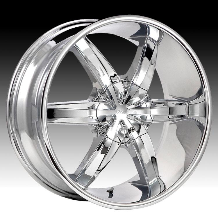 Cruiser Alloy 909c 909 Flash Chrome Custom Rims Wheels