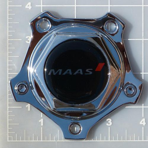 Cap 028b Maas 028b Chrome Bolt On Center Cap