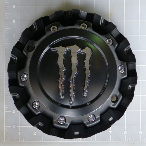 CAP-534B-MC-T /  Monster Energy Edition 534B Tall Center Cap 1