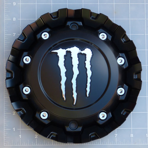 CAP-534B-MC / Monster Energy Edition 534B Center Cap 1