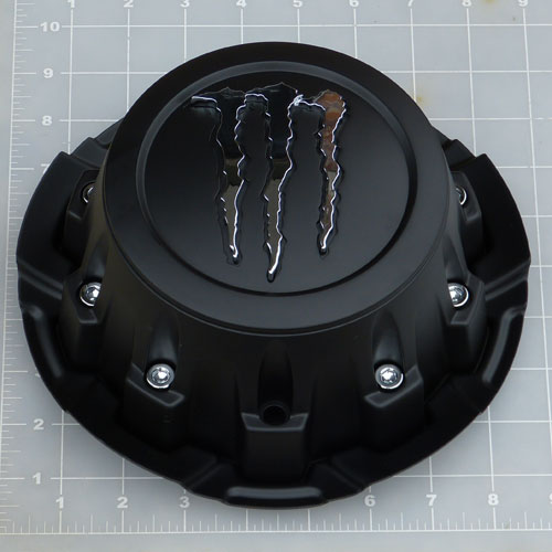 CAP-642B-MC-T / Monster Energy 642B Tall Center Cap 1