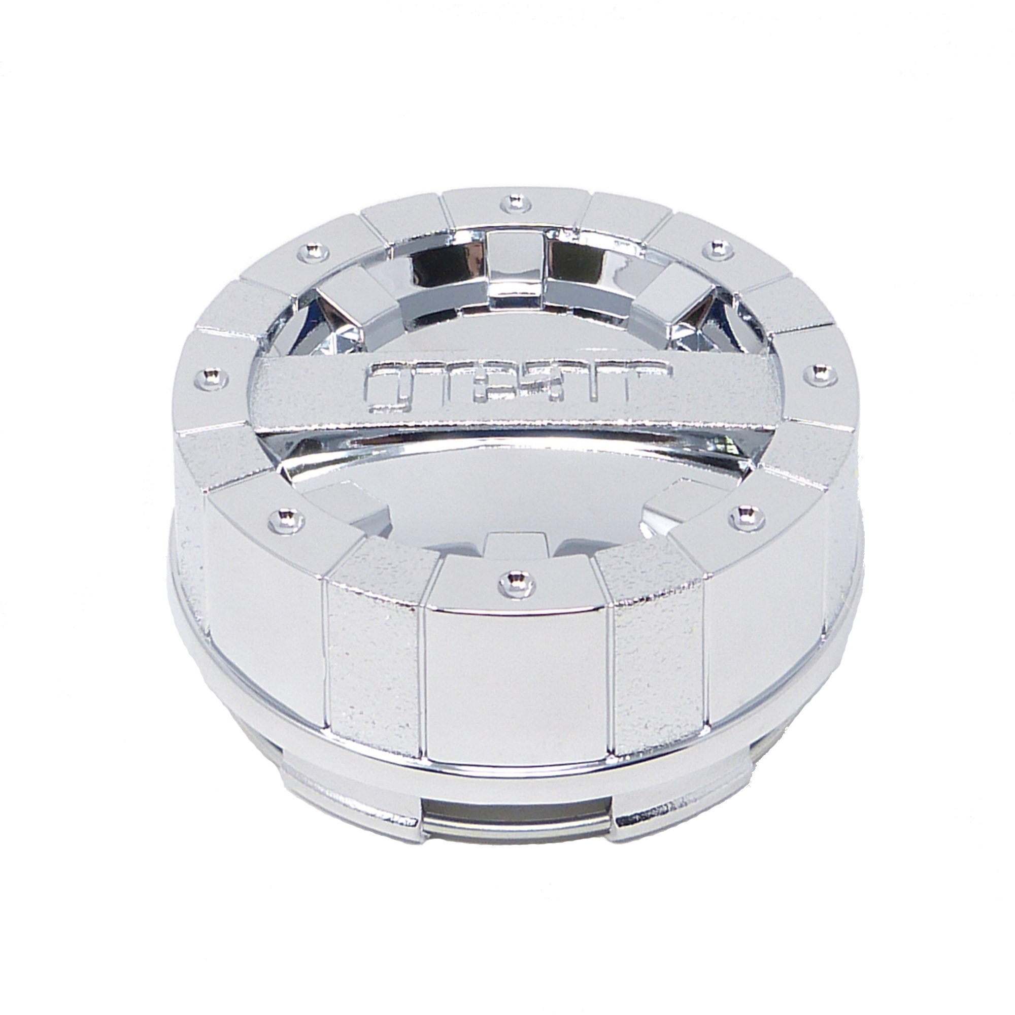 CAP-711C / Gear Alloy Chrome Pop-In Center Cap 1