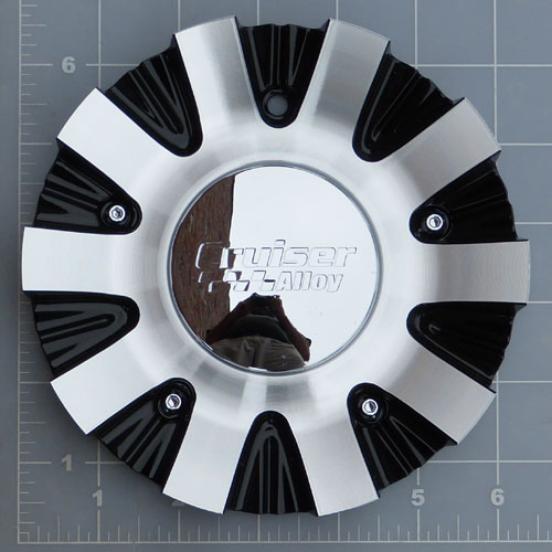 Cruiser Alloy 914mbf Spartan Machined Black Cap 914mbf