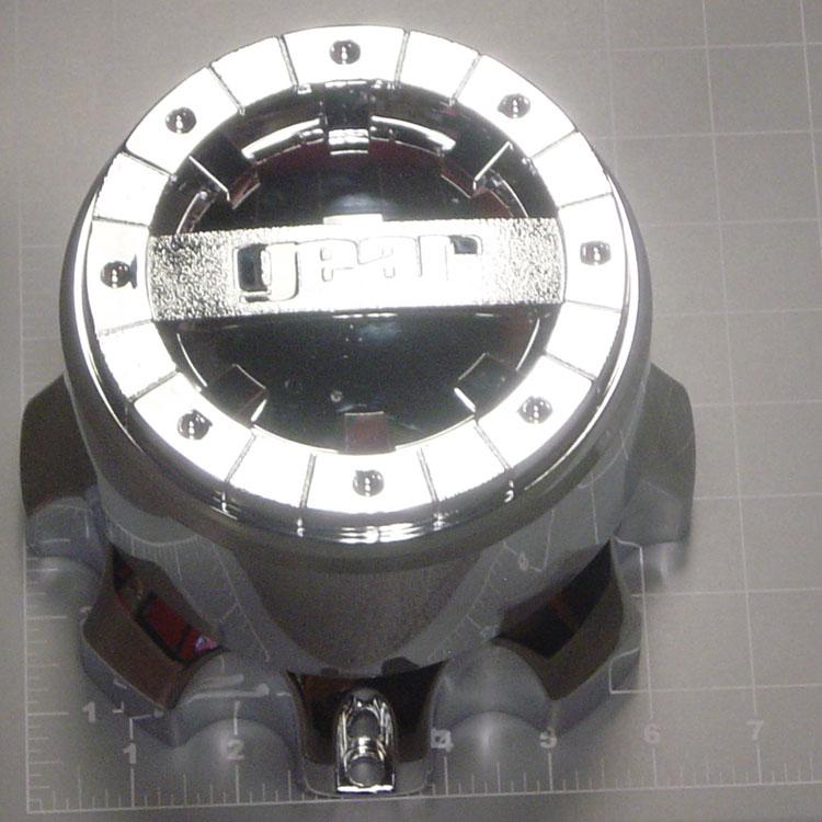 Gear Alloy Cap711c 8tall Tall 8 Lug Center Cap Cap 711c