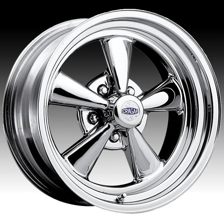 Cragar 08/61 SS - Cragar Custom Wheels - Custom Wheels Express