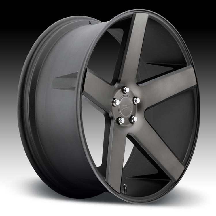 Rims Inch Custom 28 : Dub baller s machine black ddt custom wheels rims