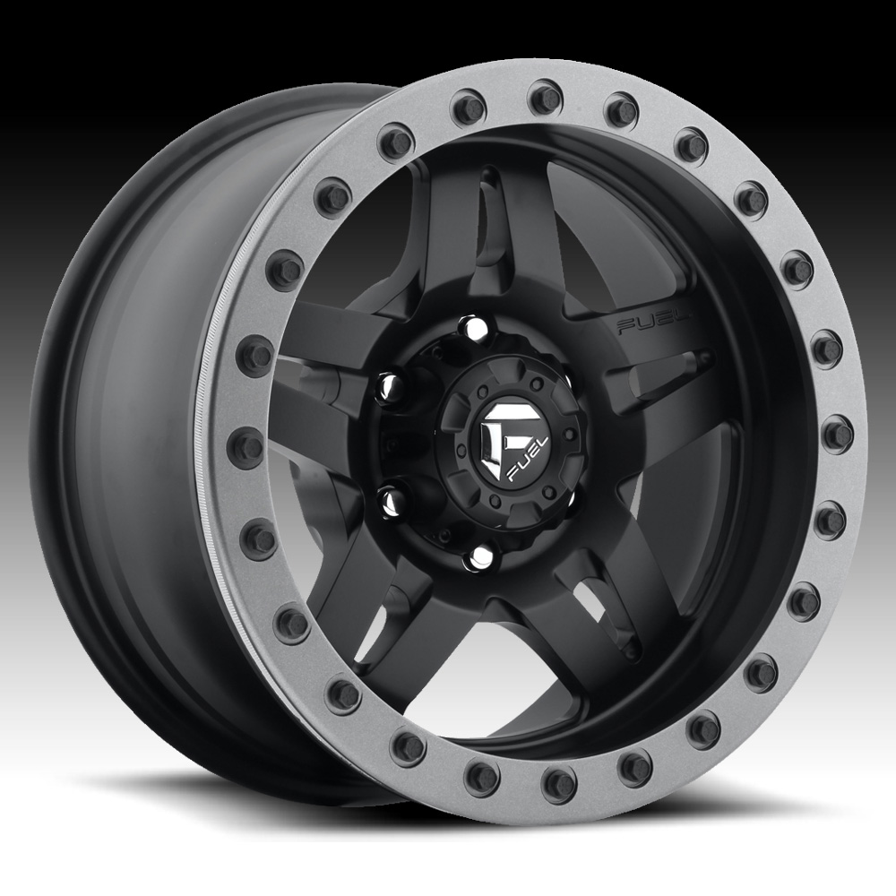 Truck Wheels Rims : Fuel anza d forged beadlock custom truck wheels rims