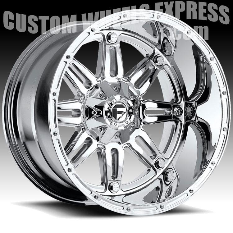Chrome Wheels For Lifted Trucks Autos Post