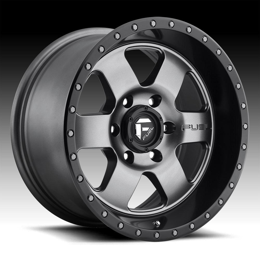 Fuel Wheels 20x9 >> Fuel Podium D619 Anthracite Black Custom Wheels Rims ...