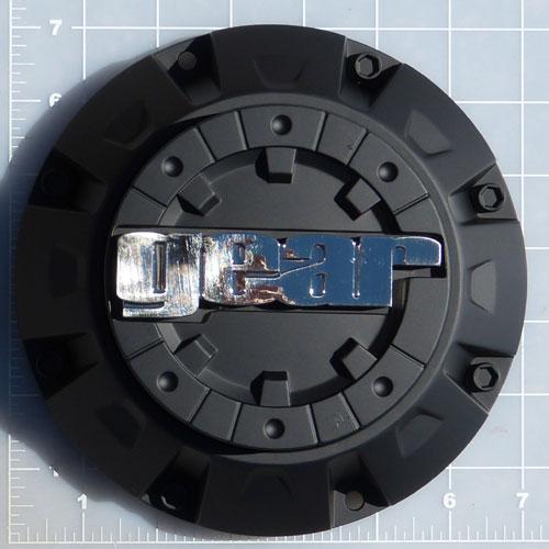 Cap 723b Gear Alloy Black Center Cap Gear Alloy Center