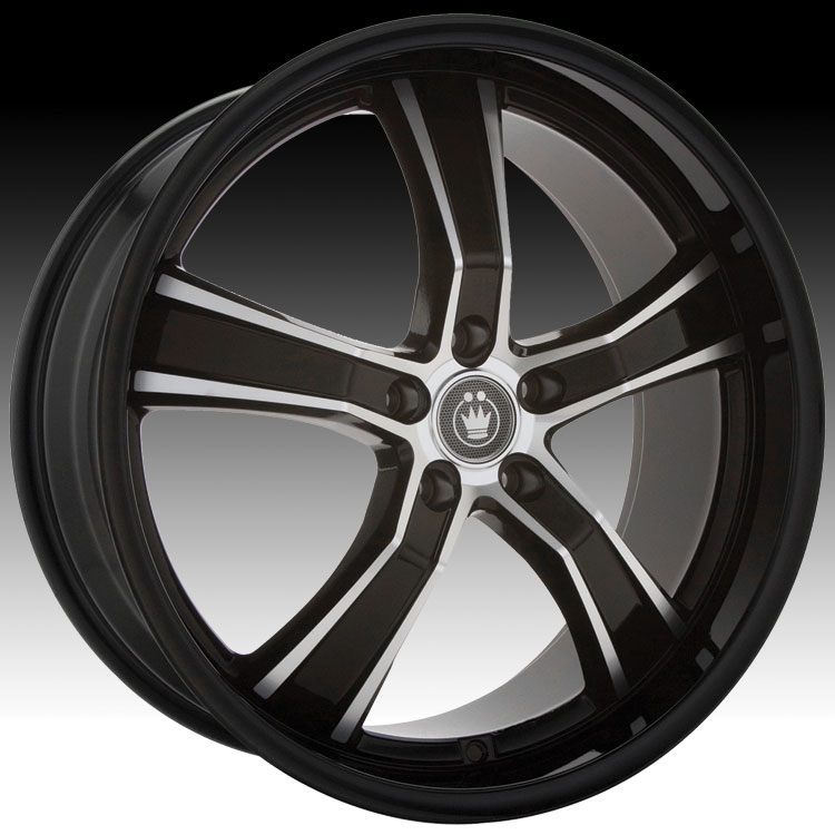 45 Black//Machine Face Wheel 20x9 Konig Airstrike 5x120 1