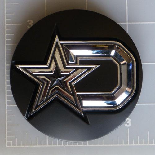 Lens 645b Dstar Dropstars Satin Black Pop In Center Cap