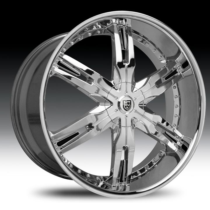 30 Chrome Rims : Lexani lx chrome custom wheels rims