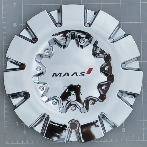Maas 030c Coventry Rwd Cap 030cr Chrome Center Cap Cap
