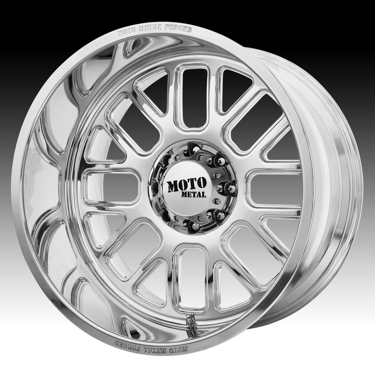 Moto Metal Wheels >> Moto Metal MO404 Forged Polished Custom Wheels Rims - MO404 - Moto Metal Custom Wheels
