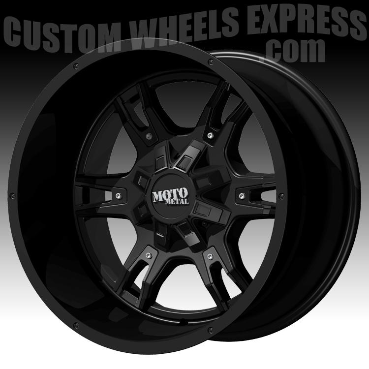 Moto Metal Mo969 Satin Black Custom Wheels Rims Moto