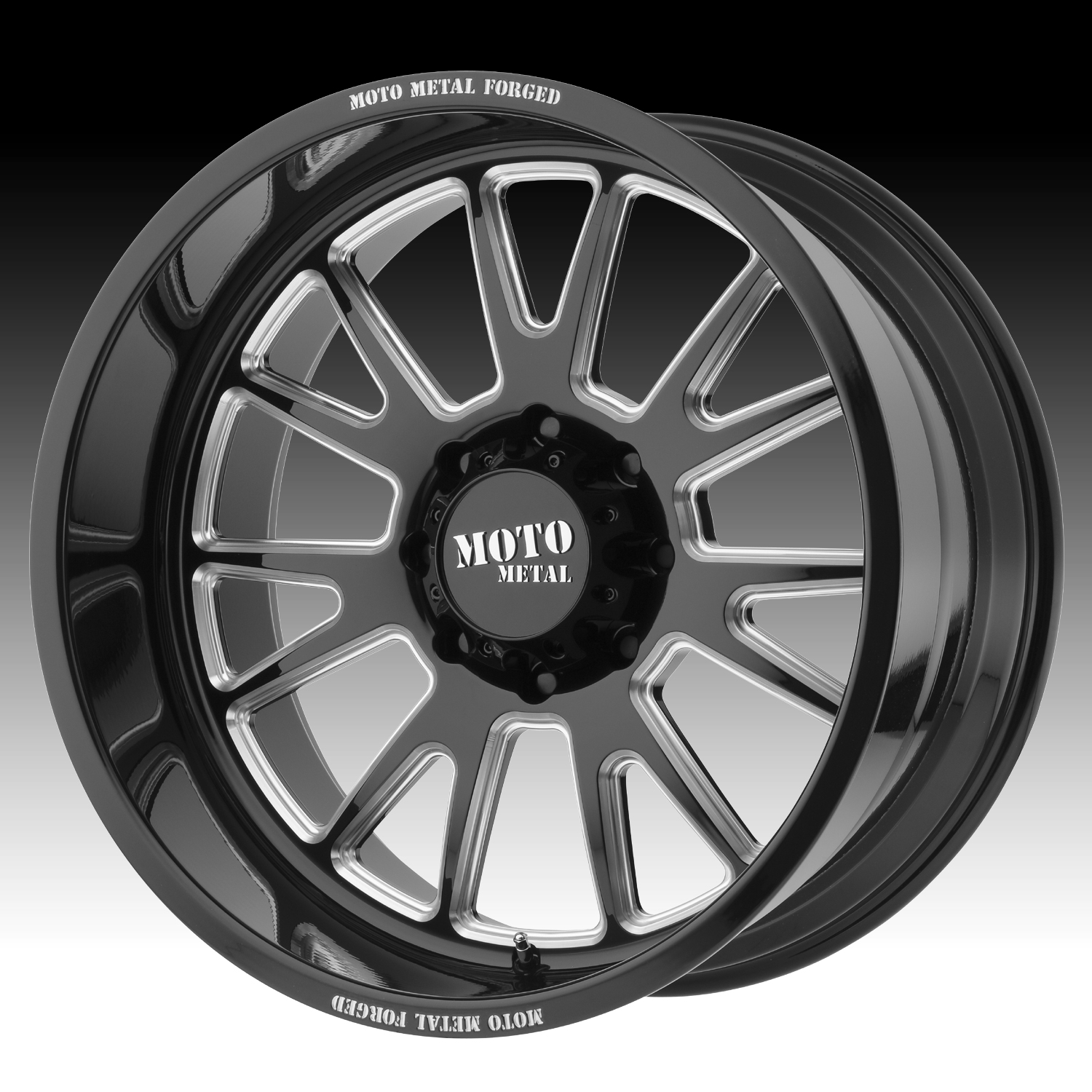 Moto Metal Mo401 Forged Polished Custom Wheels Rims Moto Metal