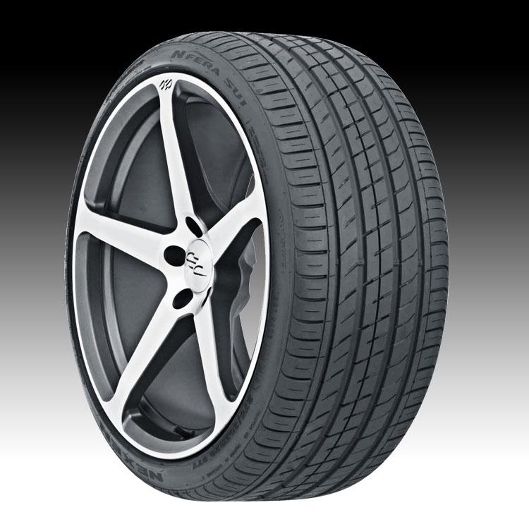 225 40r18 88h Nexen Nfera Su1 Tire Nfera Su1 12310nxk