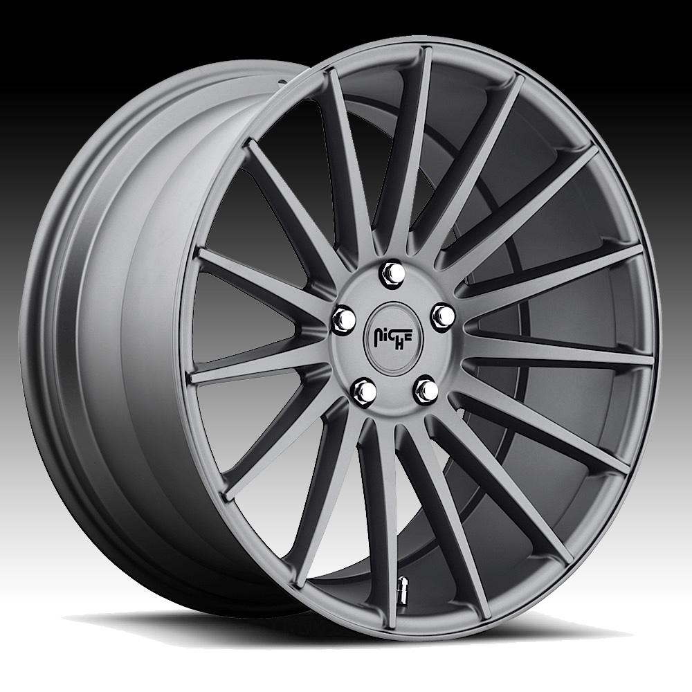 Niche Road Wheels >> Niche M157 Form Charcoal Custom Wheels Rims M157 Form Niche