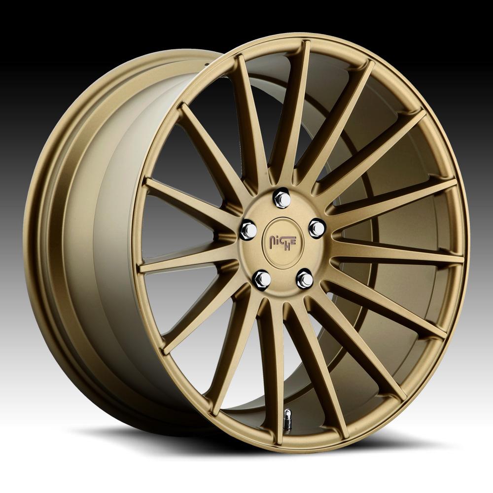 Niche M158 Form Bronze Custom Wheels Rims - Niche Road Wheels ...