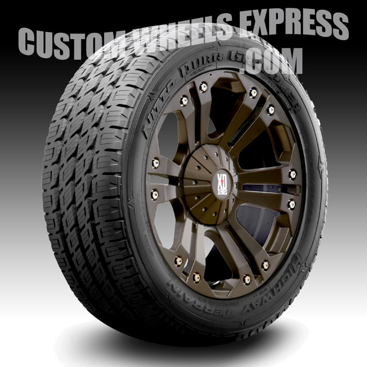 Nitto Dura Grappler >> 275/55R20 117H Nitto Dura Grappler® Highway Tires - Dura ...