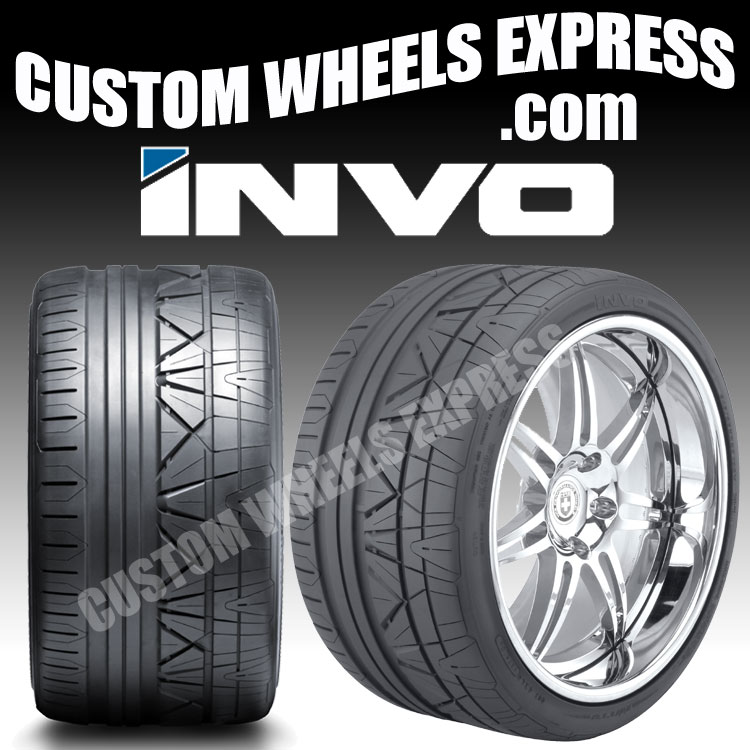 225 45ZR17 91W Nitto InvoR UHP Tires