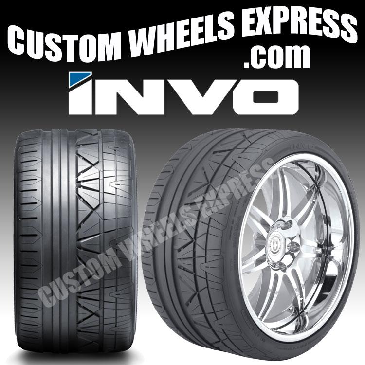 Nitto Dura Grappler >> 275/40ZR20 106W XL Nitto Invo® UHP Tires - Invo - 203-180 ...