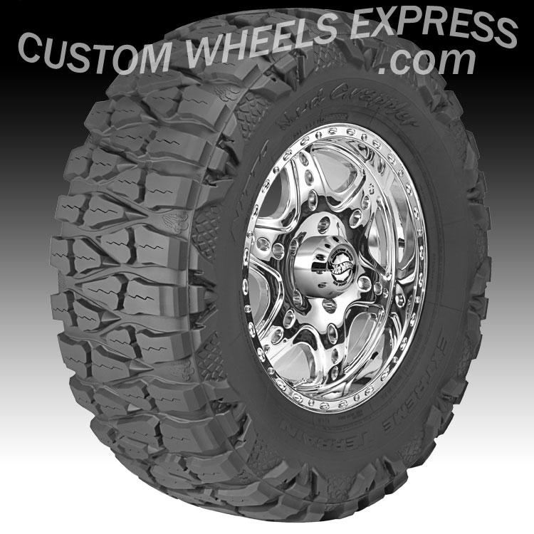 Nitto Off Road Tires >> 33x13 50r15lt C 109q Nitto Mud Grappler Extreme Terrain Mud Tir