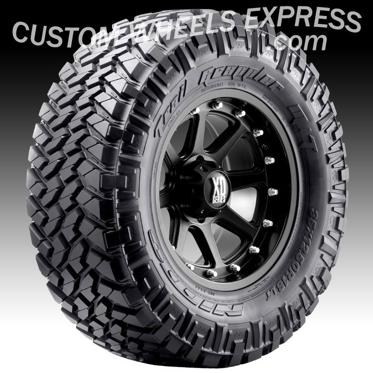 Nitto Terra Grappler Mt >> Lt285 70r17 E121 118q Nitto Trail Grappler M T Mud Tires