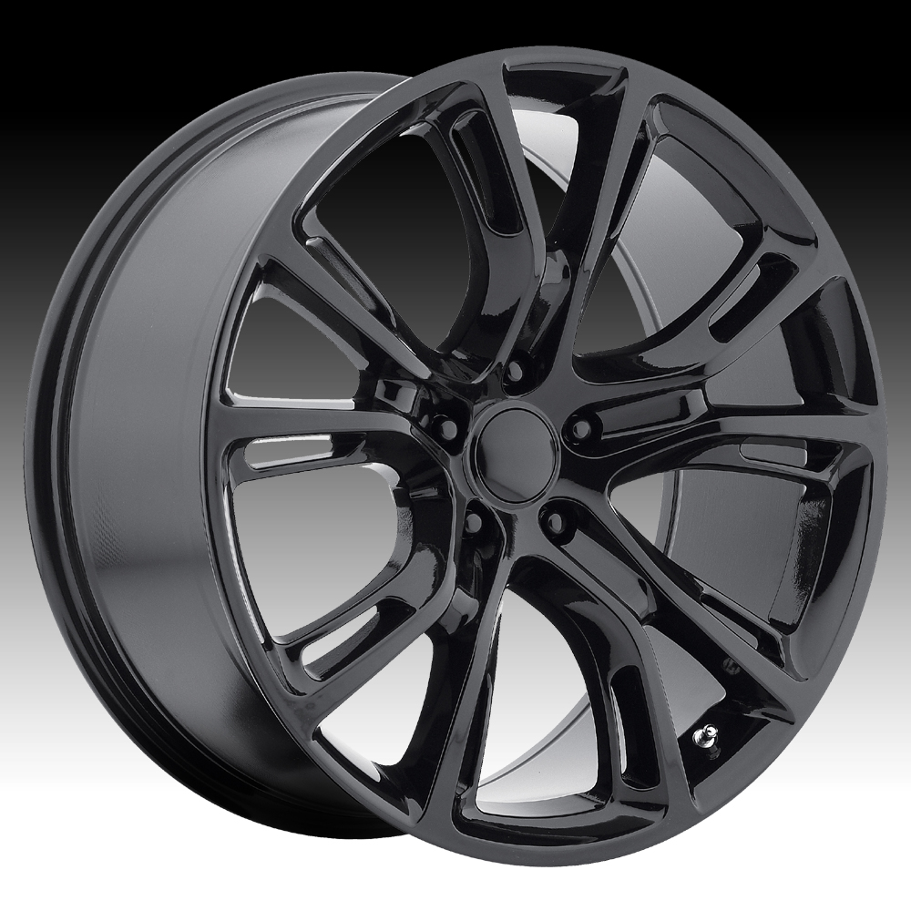 Oe Creations 137gb Gloss Black Custom Wheel Oe Creations