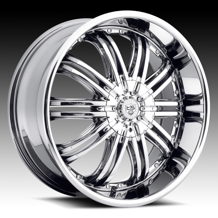 Toyota Give More Power For The Upcoming 2020 Sequoia: Pacer 776c 776 Silhouette Chrome Custom Rims Wheels