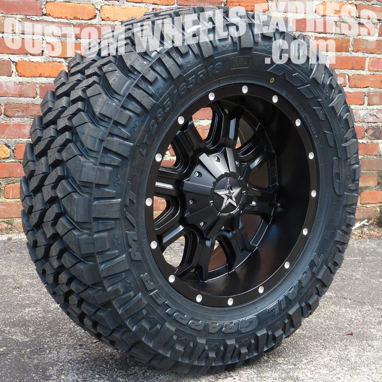jeep wrangler on 20 tis wheels w nitto mt tires pictures to pin on. Cars Review. Best American Auto & Cars Review