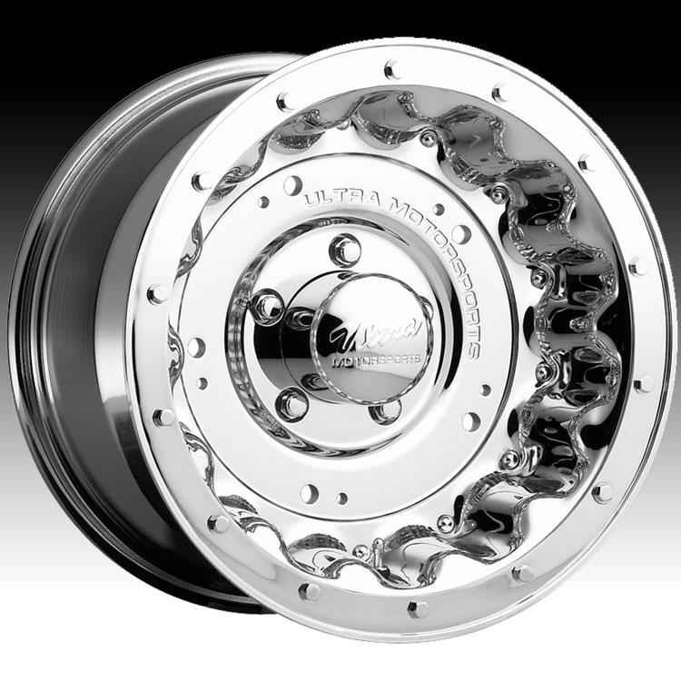 Ultra 567c Gladiator Chrome Custom Rims Wheels Closeout