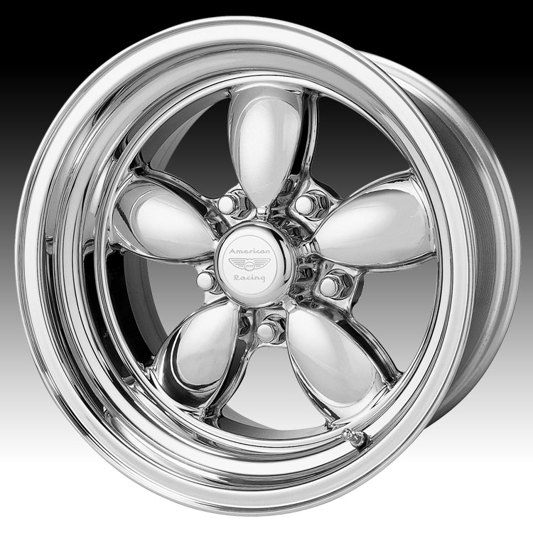 american racing vn420 420 200s 2 pc polished custom rims wheels