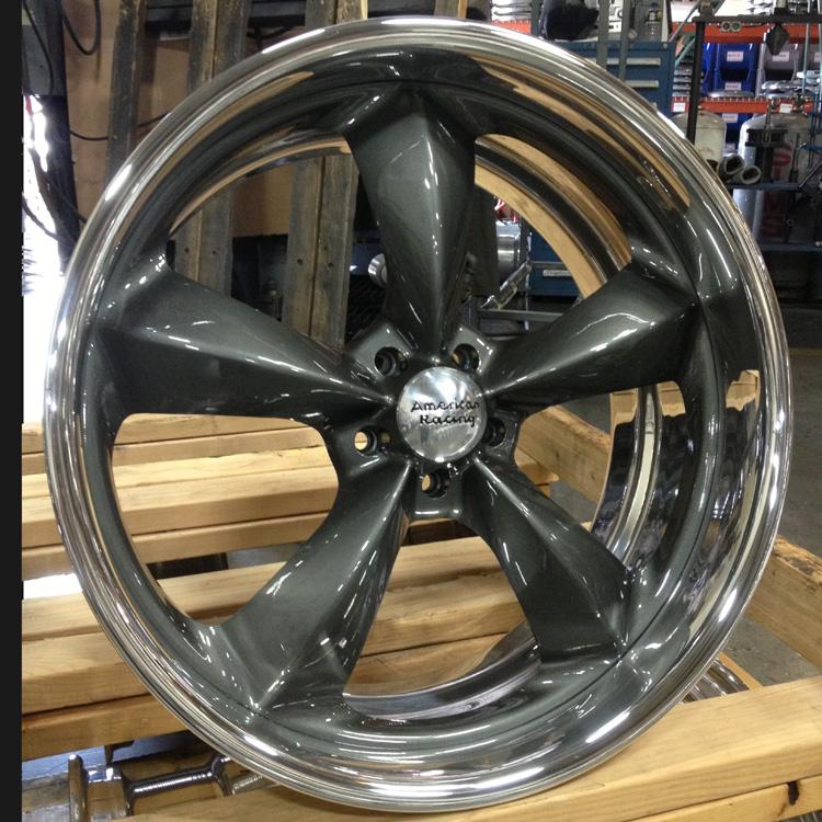 American Racing Torq Thrust 174 Sl Vn425 Custom Paint Custom