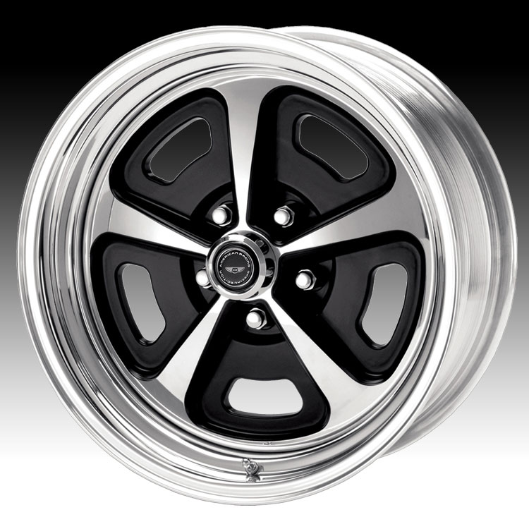 American Racing Vn500 2 Pc Polished Painted Custom Rims