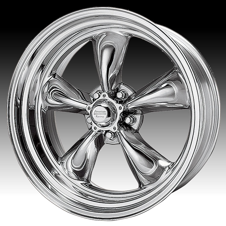 American Racing Torq Thrust Ii Vn515 515 1 Pc Polished Custom Rims
