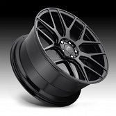 Niche Intake M189 Gloss Black Custom Wheels Rims 2