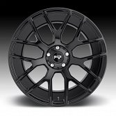 Niche Intake M189 Gloss Black Custom Wheels Rims 4
