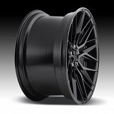 Niche Gamma M190 Matte Black Custom Wheels Rims 3