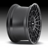 Rotiform LAS-R R142 Matte Black Custom Wheels Rims 2