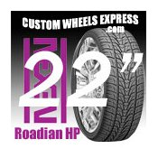 "22"" Nexen Roadian HP"