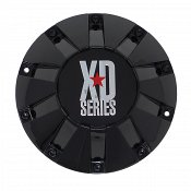 451L215-B001 / XD Series Gloss Black Bolt-On Center Cap