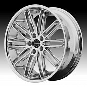 Asanti Black Label ABL-10 Chrome Custom Wheels