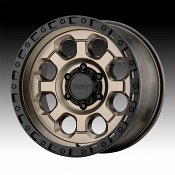 American Racing AR201 Bronze Custom Wheels Rims