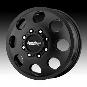 American Racing AR204 Baja Dually Black Custom Wheels Rims